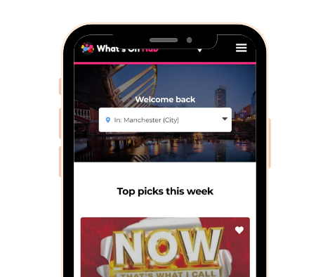 Smartphone Hub Screenshot - Manchester Home