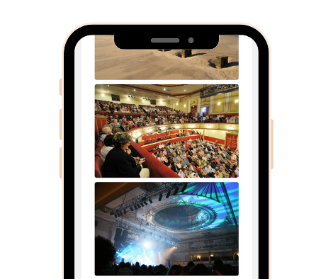 Smartphone Hub Screenshot - Media Gallery